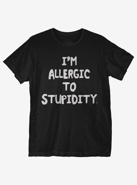 Allergic T-shirt SD1M1