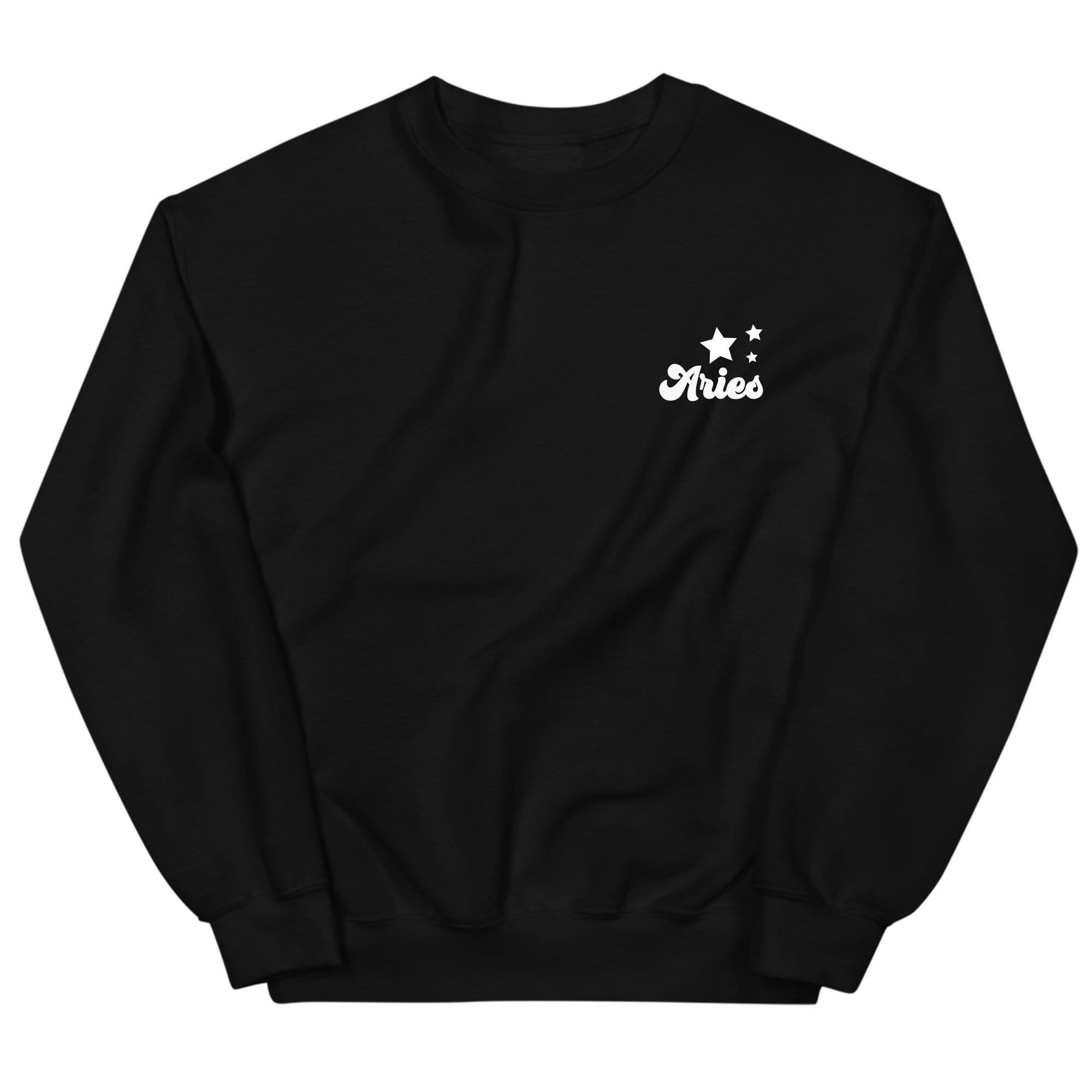 Aries Star Sweatshirt DK26MA1