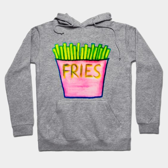 Bag Of French Fries Hoodie SM2M1