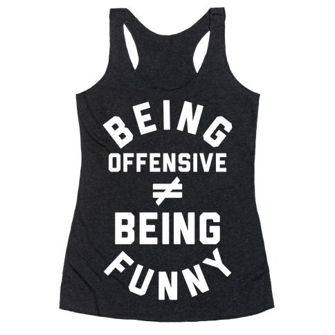 Being Funny Tanktop SD30MA1