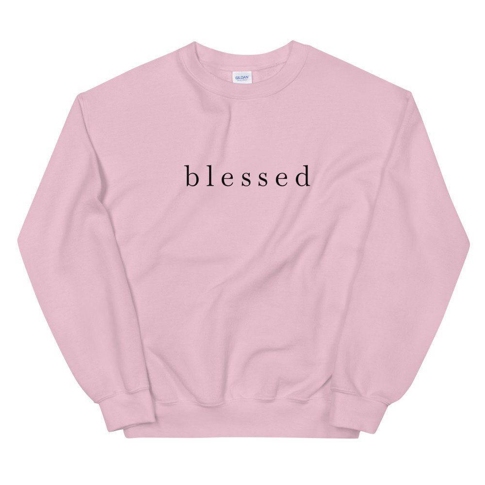 Blessed Sweatshirt AL10MA1