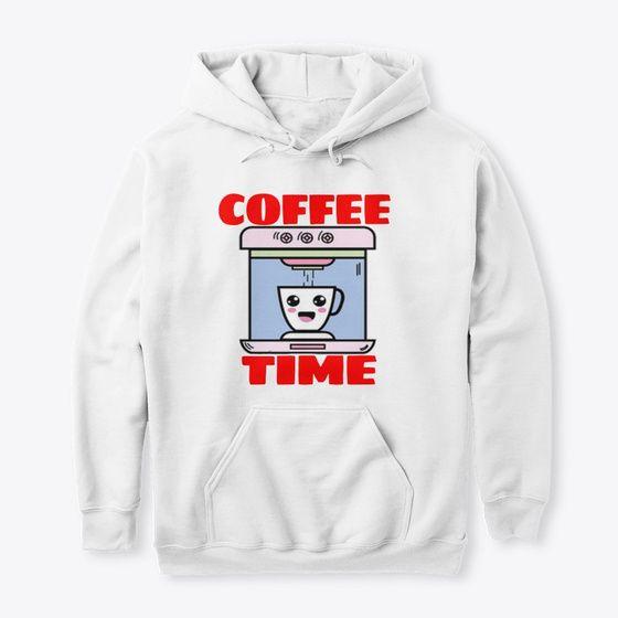 Coffee Time Hoodie FA8MA1