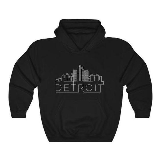 Detroit Hoodie DI19MA1