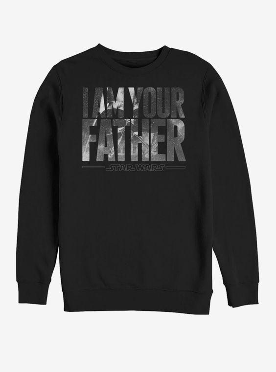 I'am Father Sweatshirt SD5MA1