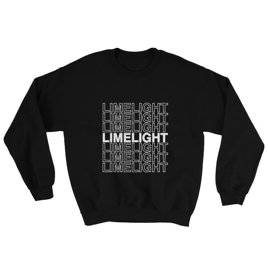 Limelight Repeat Sweatshirt AL25MA1