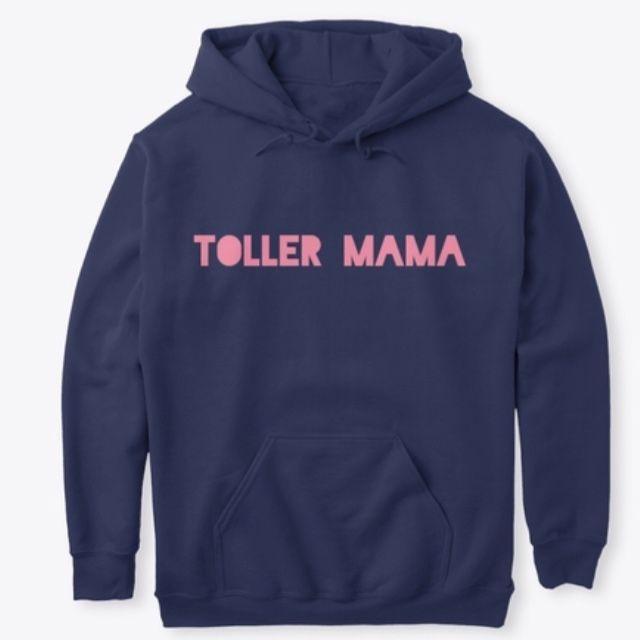 Toller Mama Hoodie DK26MA1