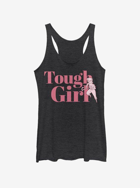 Tough Girl Tank Top IM15MA1