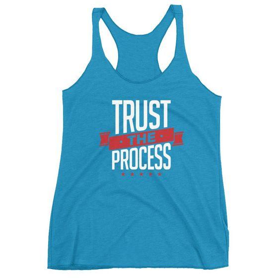 Trust The Process Tank Top EL17MA1