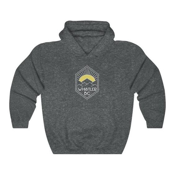 Whistler Canada Hoodie IS10MA1