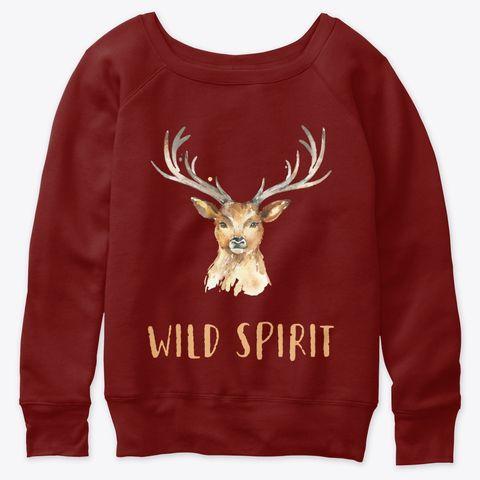 Wild Spirit Sweatshirt SR22MA1