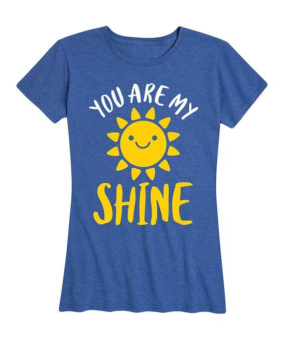 You Are My Sunshine T-Shirt EL17MA1