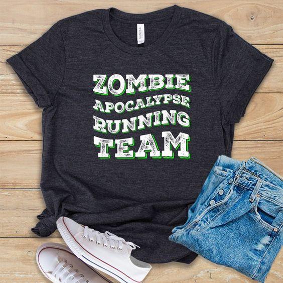 Zombie Apocalypse T-Shirt SR23MA1