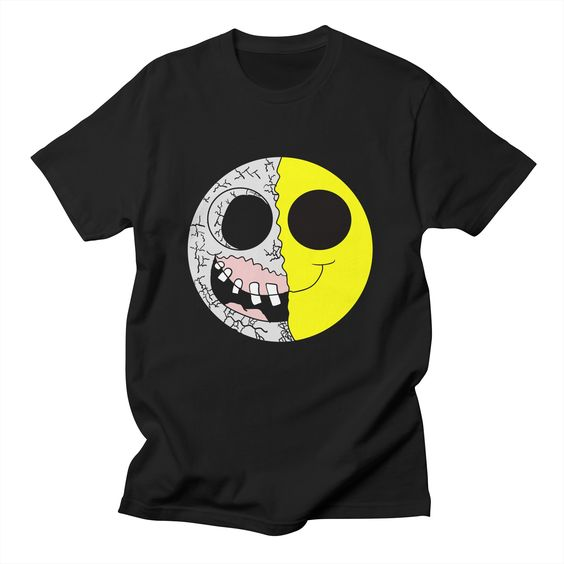 Zombie Smiley T-Shirt GN24MA1