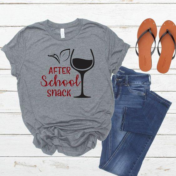 After School Snack T-Shirt EL23A1