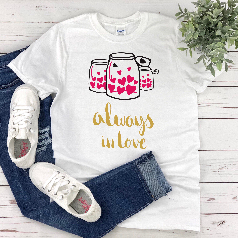 Always in Love Shirt EL20A1