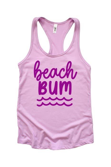 Beach Bum Tank Top EL20A1