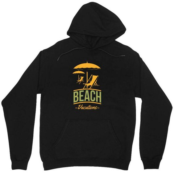 Beach Vacation Hoodie EL23A1