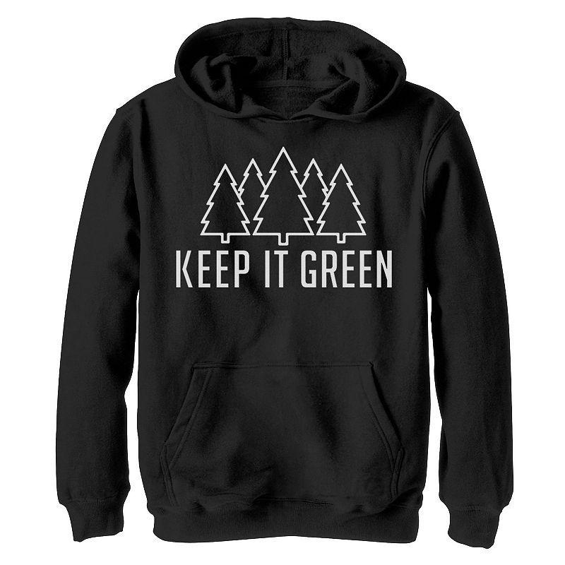Sun Keep It Green Hoodie AL8A1