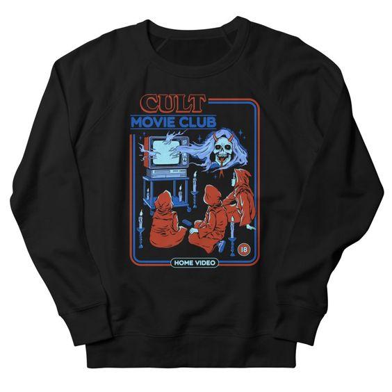 Cult Movie Club Sweatshirt PU24A1