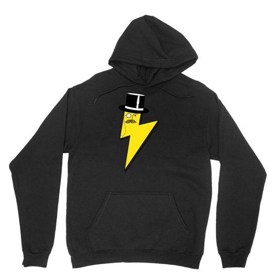 Gentleman Lightning Hoodie EL23A1