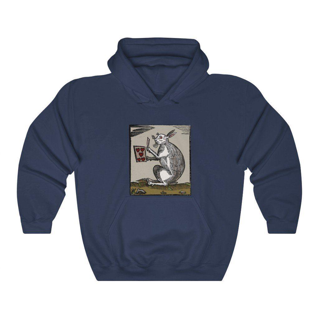 Jack The Rabbit Hoodie AL29A1