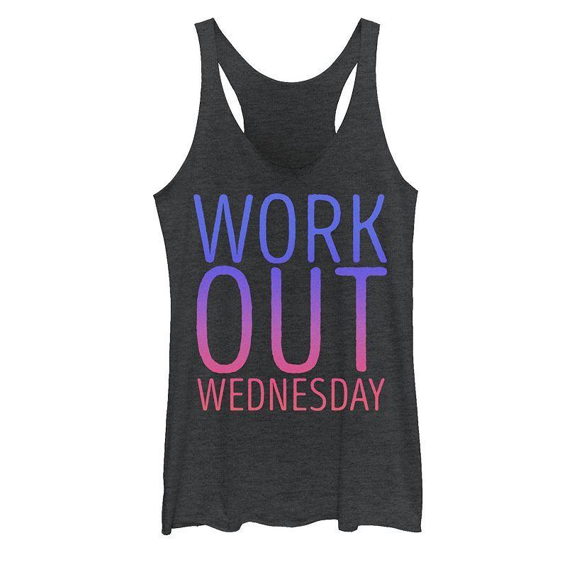 Workout Wednesday Tanktop AL3A1