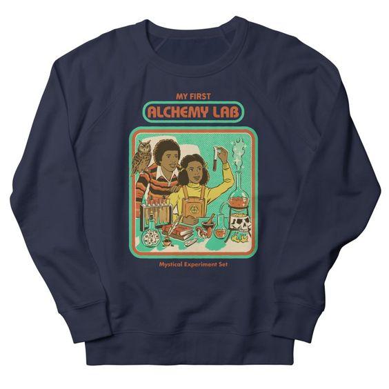 My First Alchemy Lab Sweatshirt PU24A1