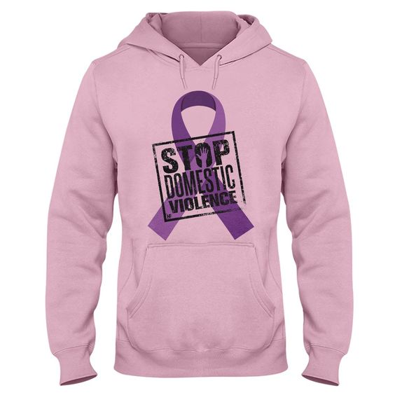 Stop Domestic Hoodie SD27A1