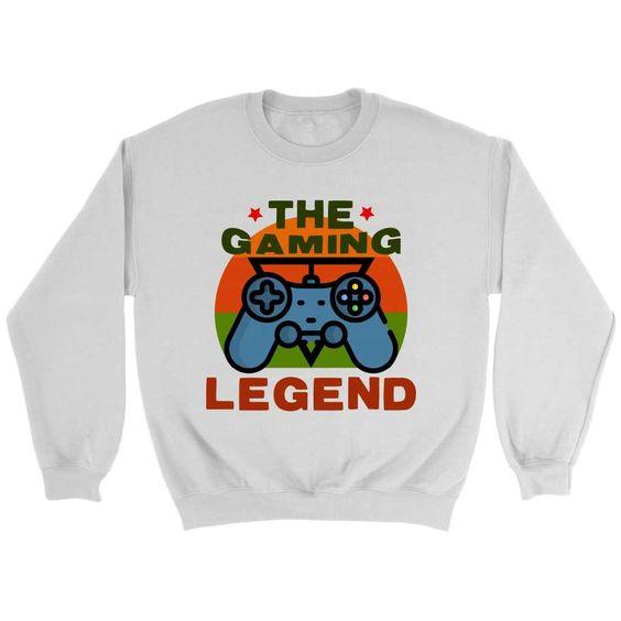 The Gaming Legend Sweatshirt EL15A1