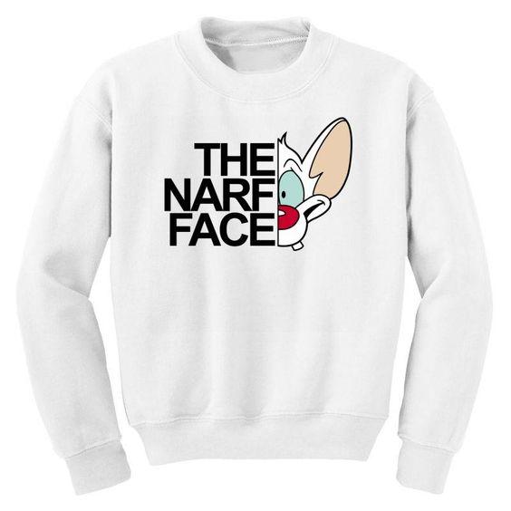 The Narf Face Sweatshirt EL15A1