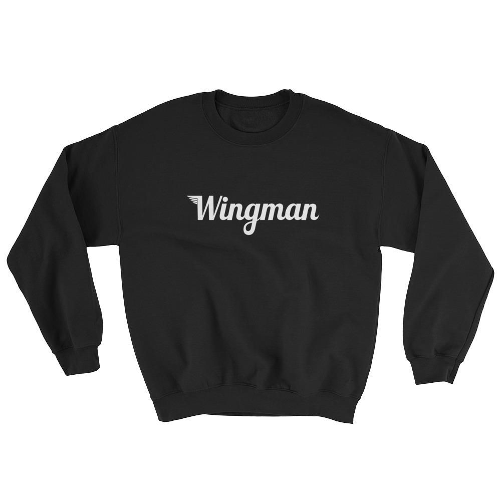 The Wingman Sweatshirt AL29A1