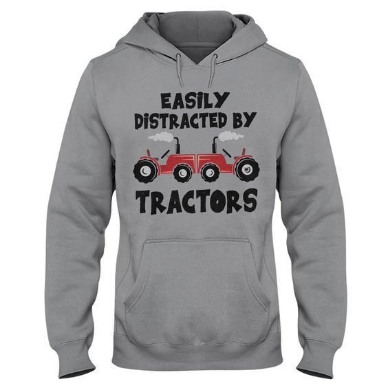 Tractors Hoodie SD27A1