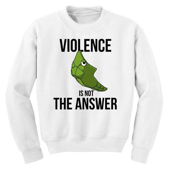 Violence Sweatshirt EL15A1