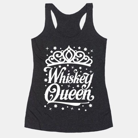 Whiskey Queen Tanktop SD27A1