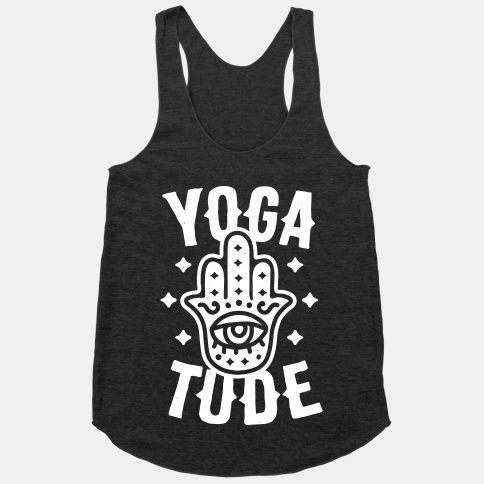 Yogatude Tanktop AL29A1