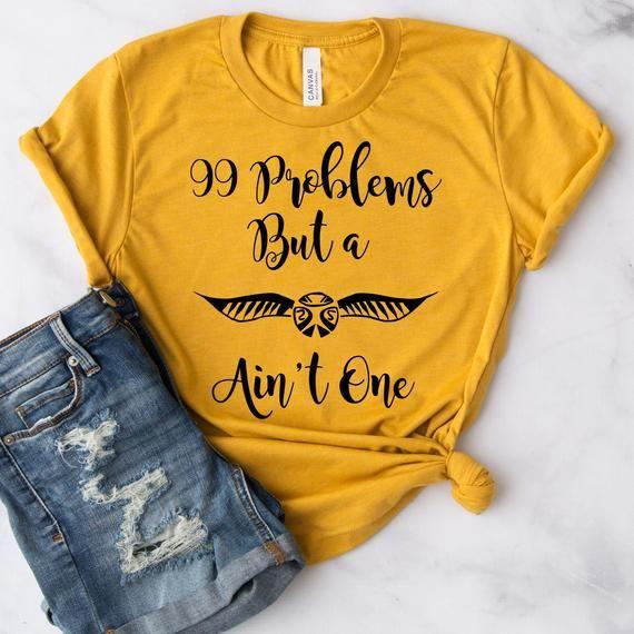 99 Problems T-Shirt EL11M1