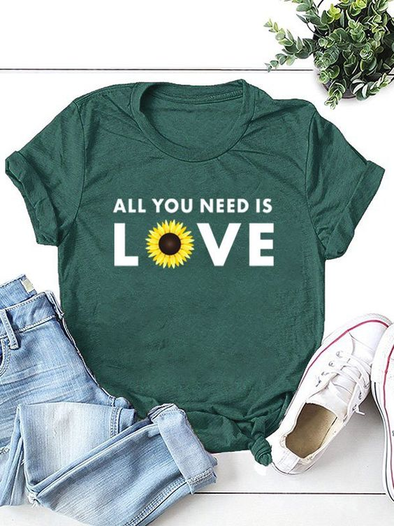 All You Need Is Love T-Shirt EL11M1