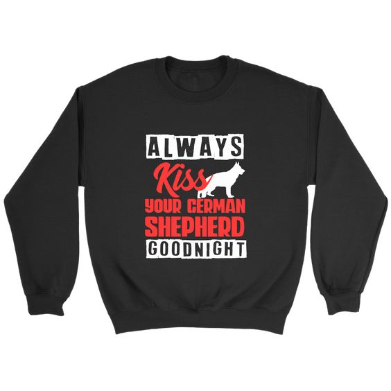 Always Kiss Sweatshirt EL11M1