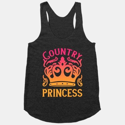 Country Princess Tanktop AL6M1