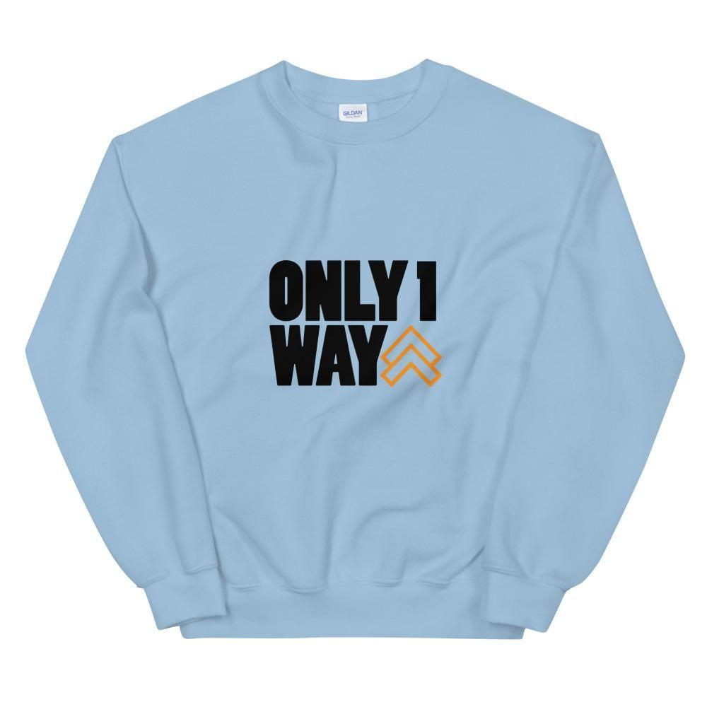 1 Way Sweatshirt AL21M1