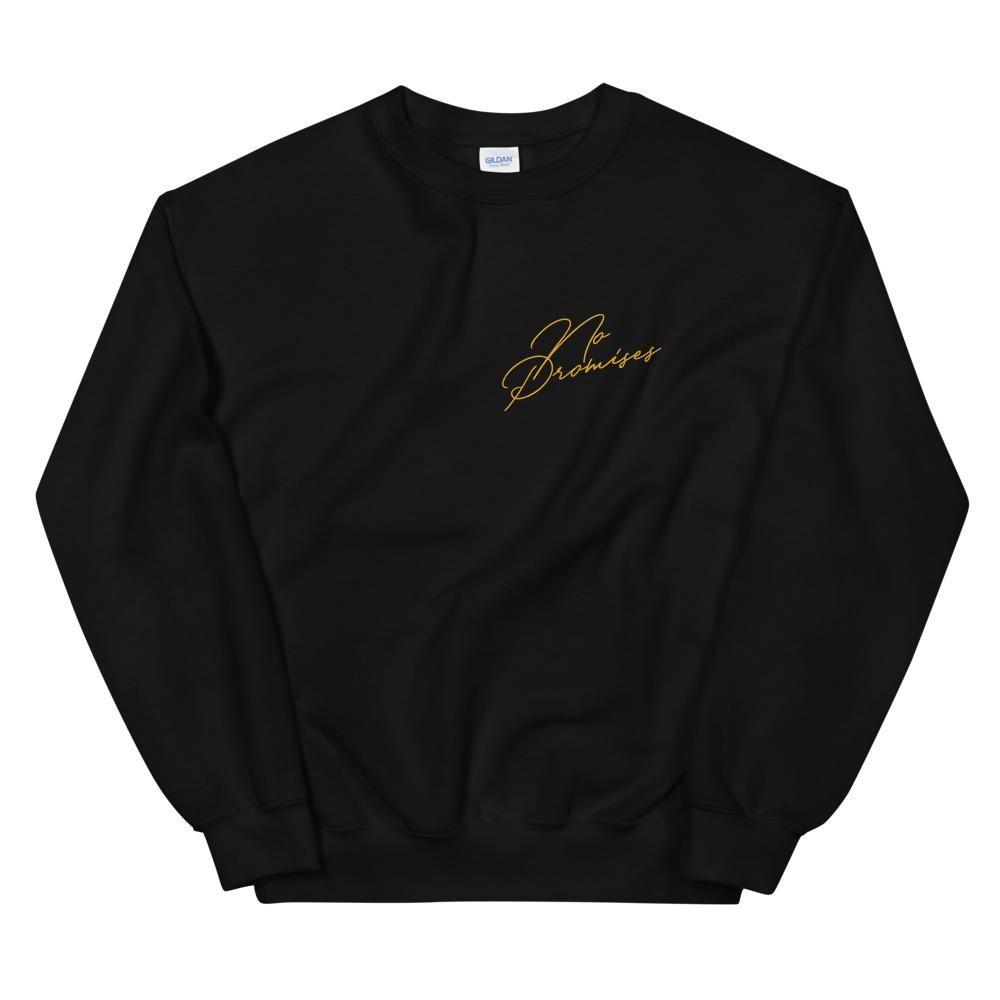 Sedrick Barefield No Promises Sweatshirt AL21M1