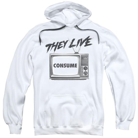 They Live Hoodie SD3M1